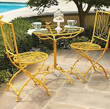Innovative Modern Outdoor Bistro Table Top 10 Bistro Sets For Bistro Furniture Outdoor