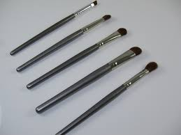 coastal scents brushes. coastal scents smoky eyes brush set 4 brushes c