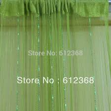 6 colsfob100pcs lot new dew drop beaded fly insect panel room divider hanging