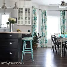 Turquoise Kitchen Decor Turquoise And Brown Kitchen Ideas Quicuacom