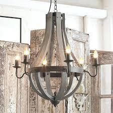 best wine barrel chandelier ideas on barrelwine wooden stave restoration hardware outdoor