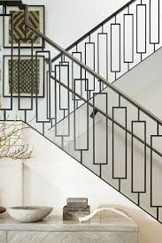 Iron  Spindle design. Metal Stair RailingMetal ...