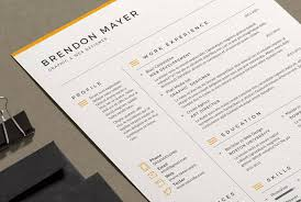 Professional Resume Best 60 Professional Business Resume Templates For 2060