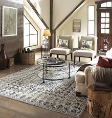 surya rugs intricate patterned blue and ivory hand tufted rug from collection surya caesar rug reviews