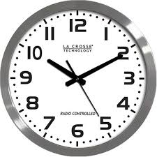 office clock wall. And The Overall Look Will Match Nearly Any Modern Office Space. It Measures In At 12 Inches Diameter, So This Can Be Used On A Cubicle Wall As Well. Clock