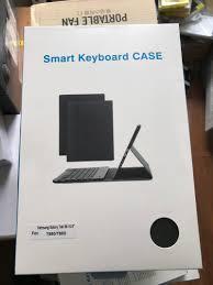 Bao da kèm bàn phím cho máy tính bảng samsung galaxy Tab S6 10.5 inch  T860-T865, giá chỉ 350,000đ! Mua ngay kẻo hết!