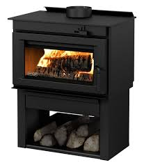 contemporary style wood stove drolet deco