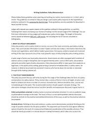 policy writing guidelines pdf global