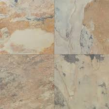 stone floor tiles. Daltile Natural Stone Collection Autumn Mist 16 In. X Slate Floor And Tiles
