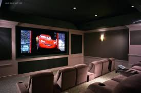 Home Theater Room Design Modern Small Cinema Basement Theatre Seating  Pictures Of Rooms