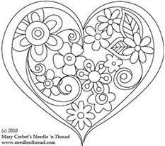 Small Picture Printable Coloriages Coeurs Coloring books Books and