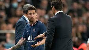 Lionel Messi: PSG forward suffers injury to left knee   Football News