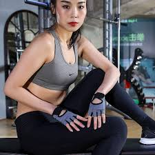 summer fitness sports gloves thin section gym weightlifting yoga training equipment non slip palm wear men and women sport s m l