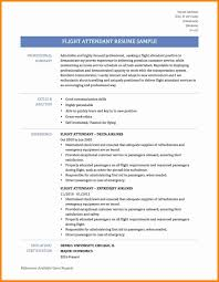 Flight Attendant Job Description Flight Attendant Job Description Resume Sample Flight Attendant Job 14
