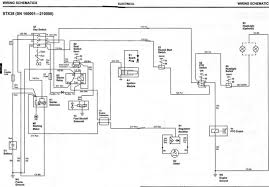 wiring diagram for john deere stx38 the wiring diagram john deere stx38 won t start lawn mower forums lawnmower wiring diagram