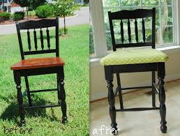 How To Upholster A Chair Awesome Reupholstered Dining Room Chairs