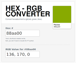 Jquery Converter Hex To Rgb Webski Solutions