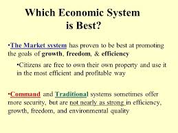 economic systems ppt video online  which economic system is best