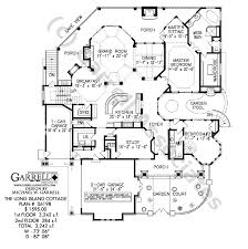 ranch style floor plans. Long Island Cottage House Plan Ranch Style Floor Plans H
