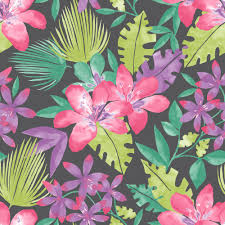 Flower Pattern Wallpaper Enchanting Flower Pattern Wallpaper
