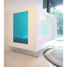 translucent furniture. spot on square alto crib aqua turquoise translucent acrylic sides kindred furniture c