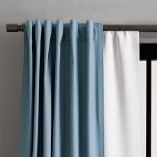 blackout curtain west elm throughout black curtains decorations 24