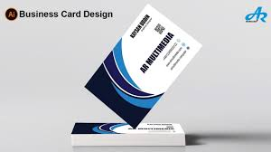 Creative Business Card Design In Illustrator Cc 2018modern Business