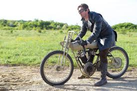 michiel huisman takes us behind the scenes of harley and the davidsons