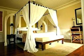 four poster bed canopy curtains – veronicaferland.co