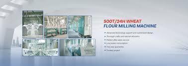 Flour Milling Plant Design China Maize Flour Mill Plant Line Manufacturers And