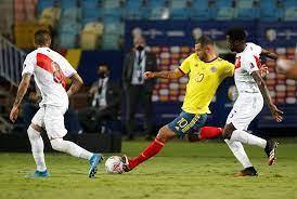 Colombia vs Peru Full Match Highlights