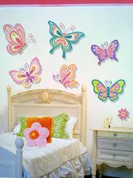 3d Butterfly Wall Decor 3d Butterfly Wall Art Decal Removable Vinyl Nursery Stickers Kids