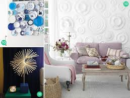 12 cool 3d wall art and tabletop decor projects curbly pertaining to diy 3d 17 on diy 3d wall art with 12 cool 3d wall art and tabletop decor projects curbly pertaining to