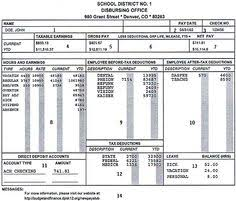 paycheck stub sample free mia miamontgomery26 on pinterest