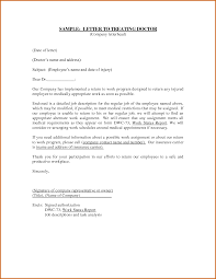 Employee Letter Of Intent Template For Project Proposal