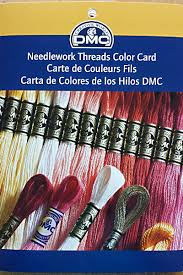 Dmc Color Chart Project Peacock Fig