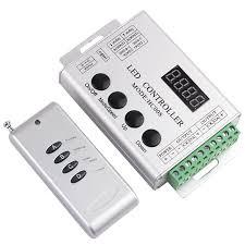 <b>DC5 24V</b> WS2811/WS2812b/WS2813 <b>Pixel</b> RGB <b>LED Strip</b> Remote ...
