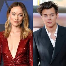 Olivia Wilde, Harry Styles Kept ...