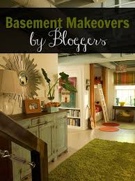Remodelaholic Home Sweet Home On A Budget Bloggers Finish Their Enchanting Basement Makeover Ideas