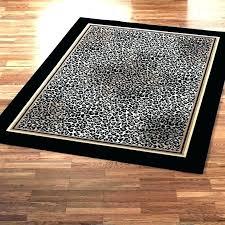 furniture row mattress animal print area rug best of leopard rugs
