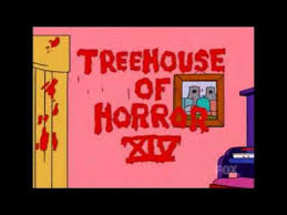 NHC Weekly Episode Club 40 This Week Last Exit To Springfield Simpsons Treehouse Of Horror 14