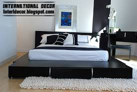 black n white furniture. Black And White Style Of Bedrooms Paint Furniture N A