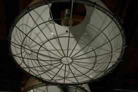 cage light fixture diy