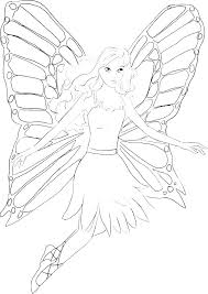 Barbie Christmas Coloring Pages Barbie Coloring Pages Free Printable