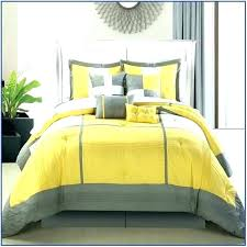 mustard yellow comforter duvet cover bedding unique and grey for linen musta