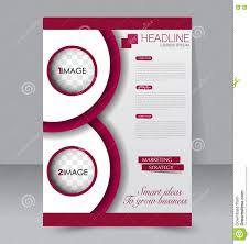 Brochure Graphic Design Background Abstract Flyer Design Background Brochure Template Stock