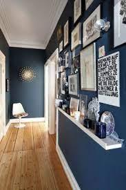 small hallway decorating