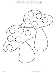 Small Picture Mushroom coloring page Download Free Mushroom coloring page for