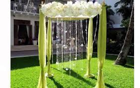 garden decorations. Wedding Garden Decoration Decorations
