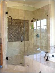 shower fixed glass panel fixed glass shower doors a purchase shower door with fixed notched panel shower fixed glass panel